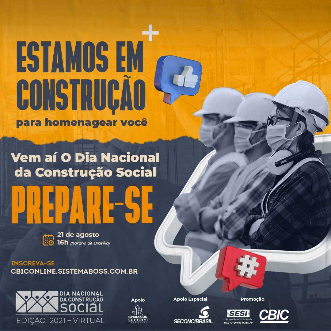 Michel Teló faz show para trabalhadores da construção civil
