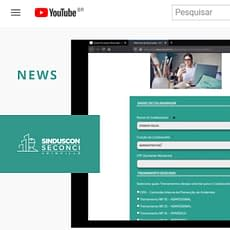 Seconci Joinville libera no You Tube o treinamento para utilização da Plataforma EAD – Uso RH